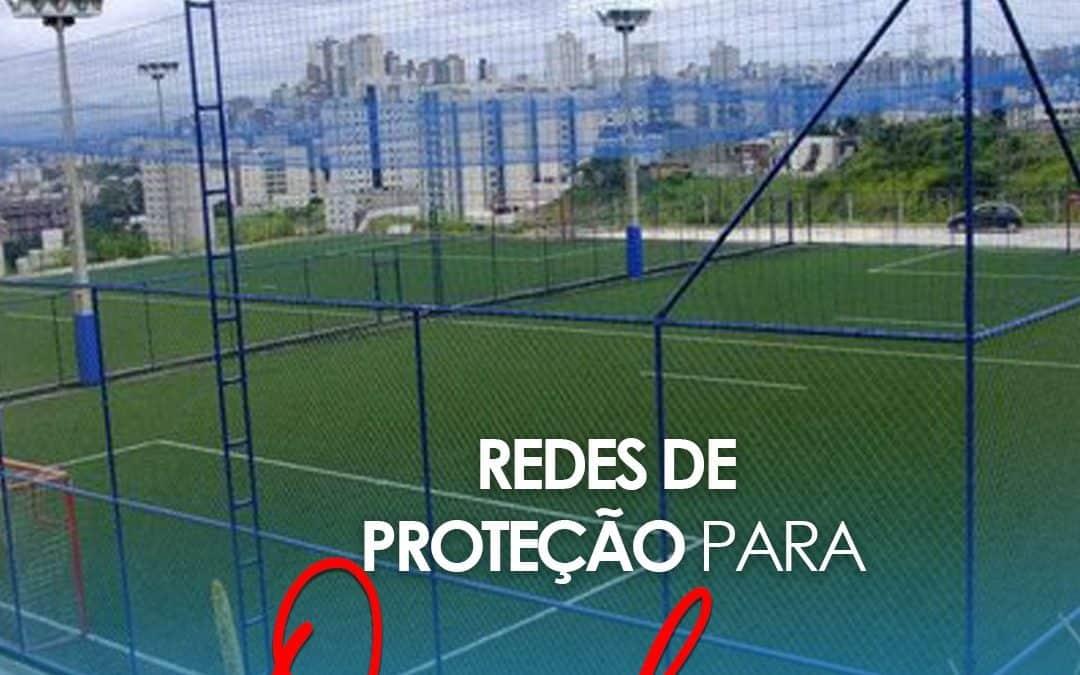 Redes de Proteção em Itapema